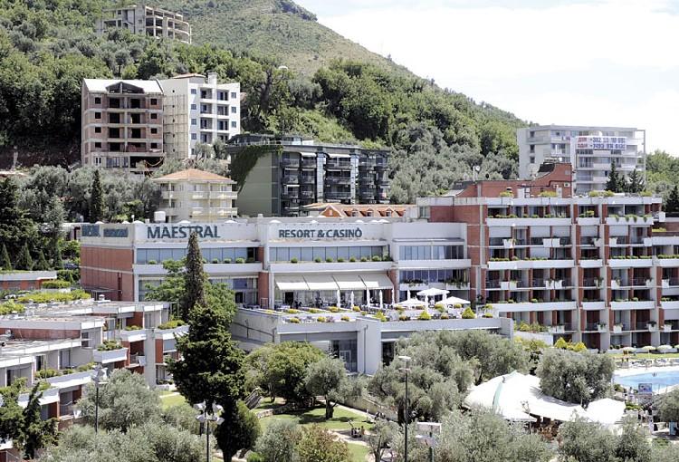 Отель Maestral. Фото: Najvesti.com