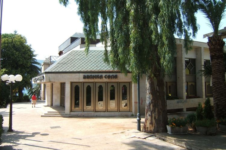 Культурный центр «Дворана парк». Фото: Vijesti, Slavica Kosić