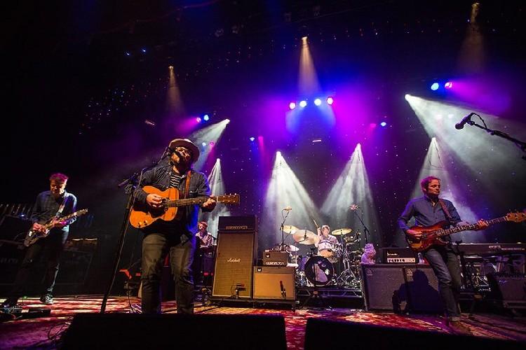 Группа Wilco. Фото: Boka News